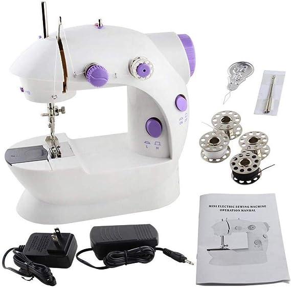 Máquina de coser de mano, máquina de reparación manual eléctrica ...