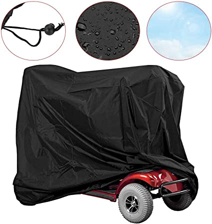 SA Waterproof UV Dust Protector Motorcycle Motorbike Scooter Anti Rain Cover XL
