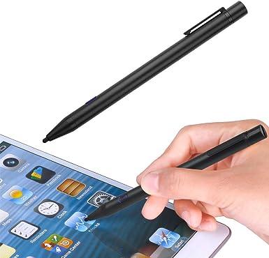 Chialstar Stylus Pen, Smart Active Sentido Pantalla capacitiva de ...