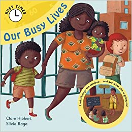 Our Busy Lives por Silvia Raga epub