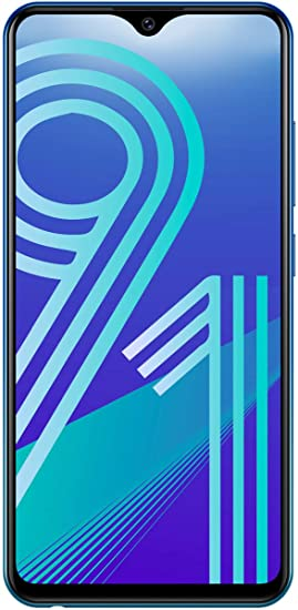 Vivo Y91 1816 (Ocean Blue, 2GB RAM, 32GB Storage) with No Cost  EMI/Additional Exchange Offers