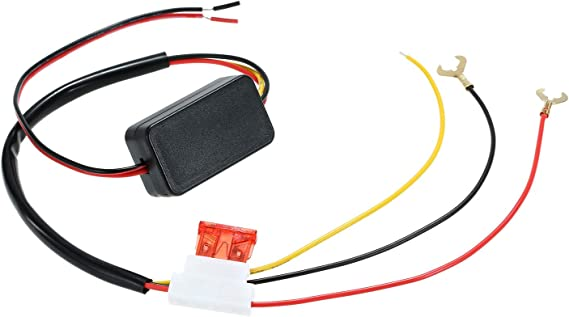 Kkmoon Auto Schalter Controller Led Tagfahrlicht Automatik Ein Aus Schalter Controller 12v Drl Relais Auto