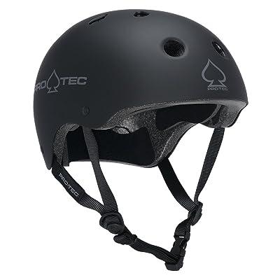 Pro-Tec PROTEC Classic Matte Black-L Helmet: Toys & Games