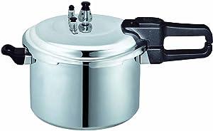 Brentwood Appliances BPC-112 Pressure Cooker, 9.0-Liter, Aluminum