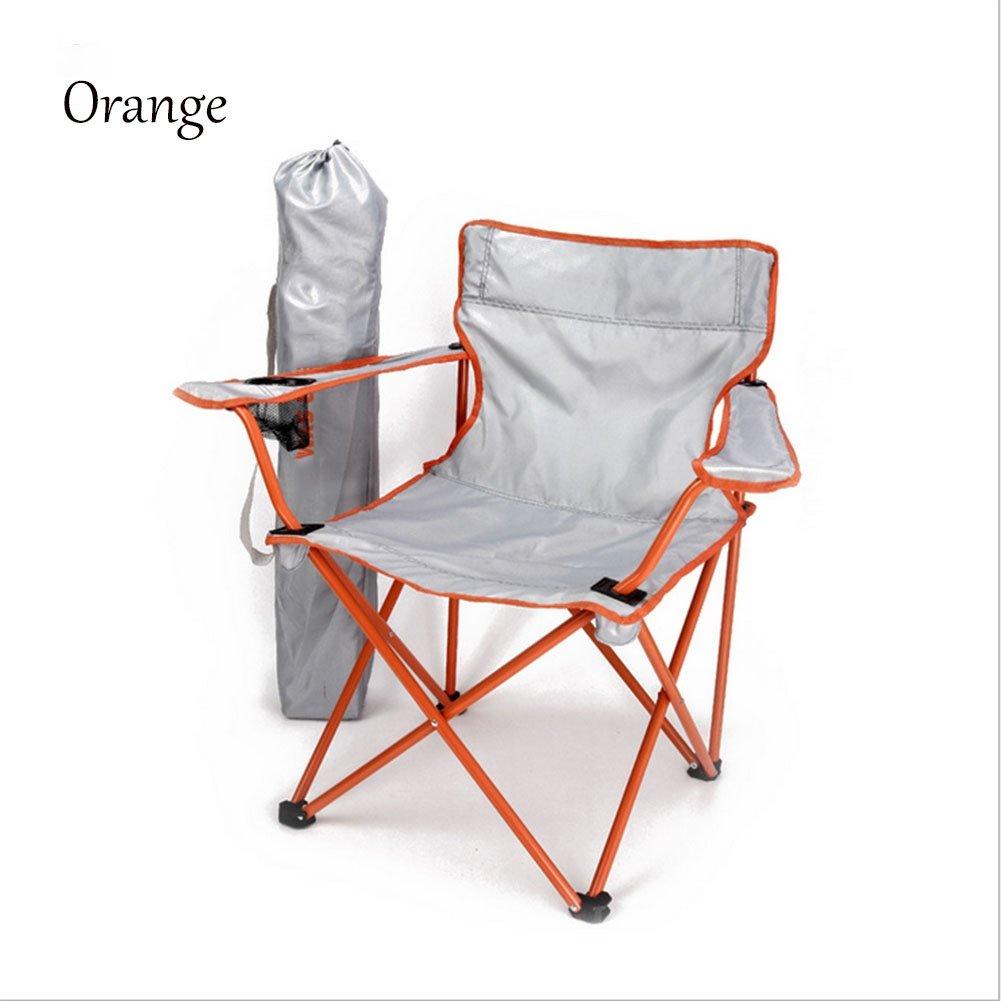 Zx-Campingstuhl Im Freien Klappstuhl Portable Angeln Stuhl