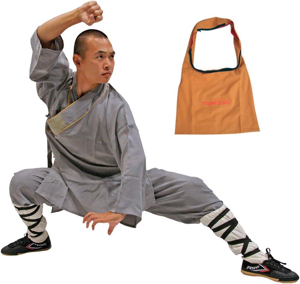 B0000C7CCR Tiger Claw Shaolin Monk Robe 61csrYxUYlL