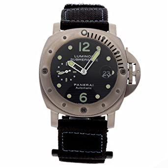 Panerai Luminor Automatic-self-Wind Male Watch PAM00025 (Certified Pre-Owned)