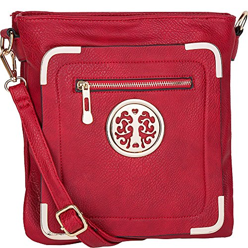 Courier to Red Wear MKF Crossbody Collection K Farrow Mia Fun by cXq6g