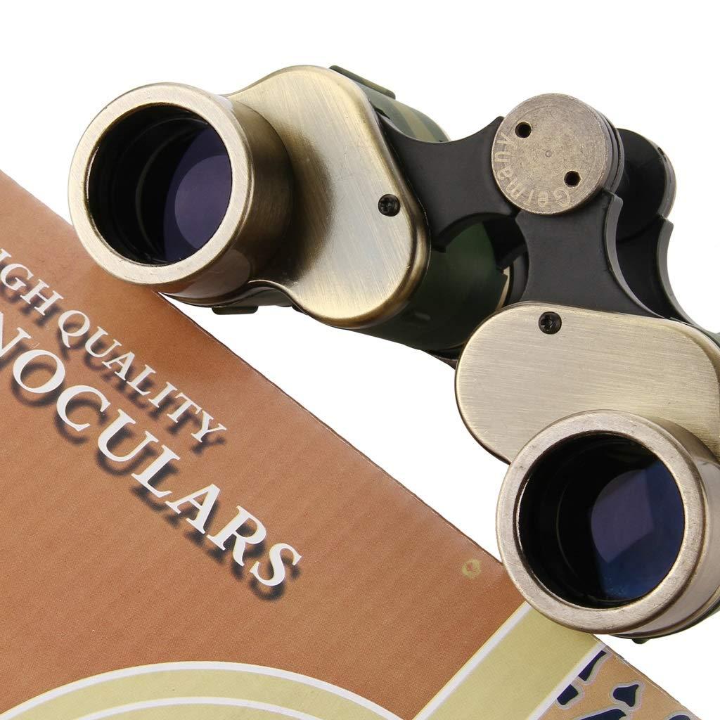 6x24 High-Definition-High-Definition-Vollmetall-Fernglas, Bronze Spiegel Low Low Low Light Level Nachtsicht Outdoor-Teleskop B07GVJY6M9 | Eine Große Vielfalt An Modelle 2019 Neue  | 2019  | Starke Hitze- und Abnutzungsbeständigkeit  e01d0a