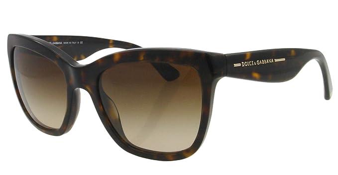 Gafas de Sol Dolce & Gabbana DG4140 HAPPY LEO HAVANA - BROWN ...