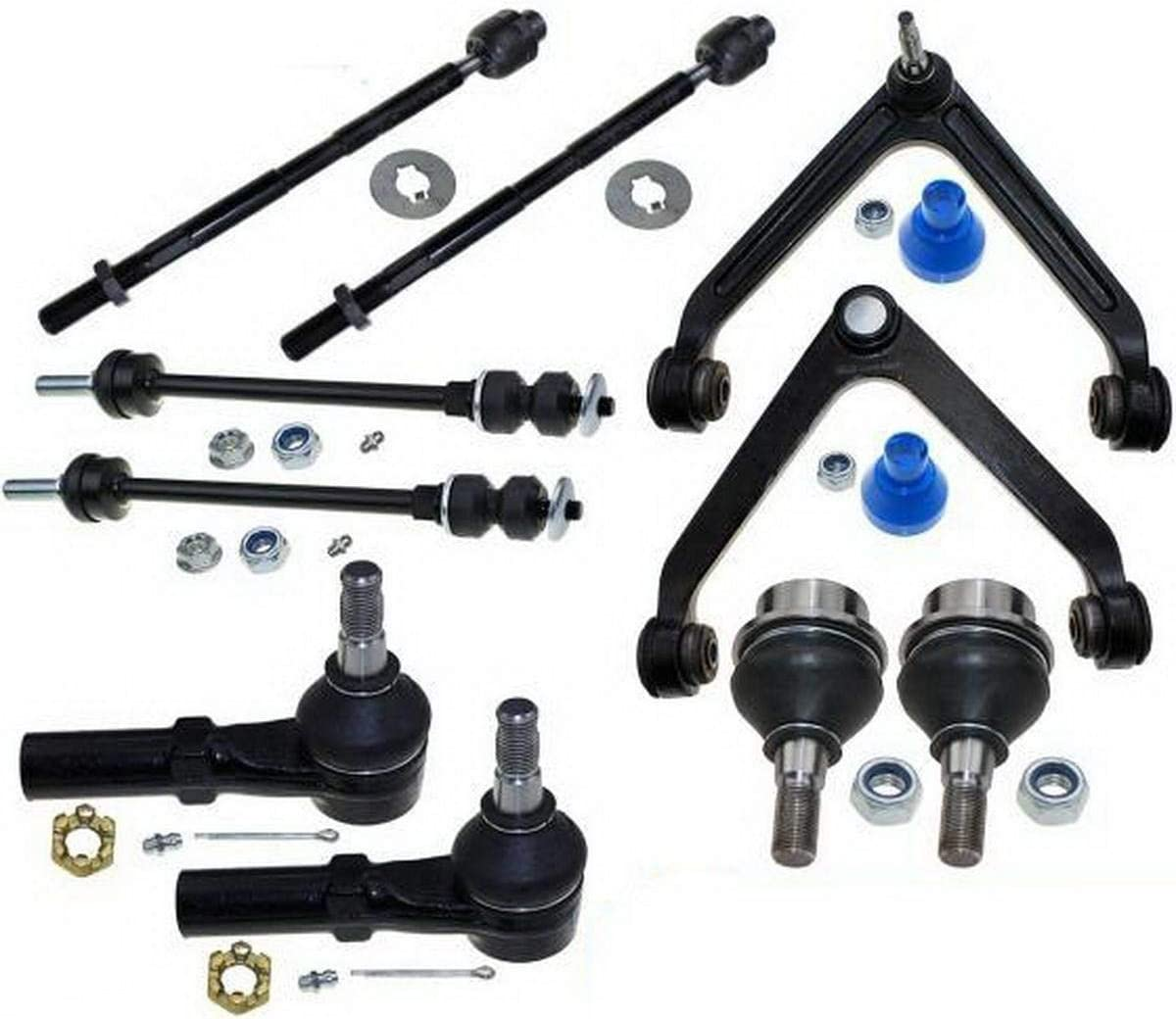 Three Years Warranty Front Left Upper Suspension Control Arm and Ball Joint Assembly For 2015 Ford F-150 XL 5.0 Liter V8 Stirling