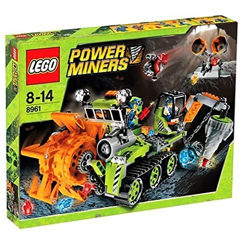 LEGO Power Miners Crystal Sweeper