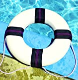 Swimming Pool 18'' Diameter Foam Safety Ring Buoy