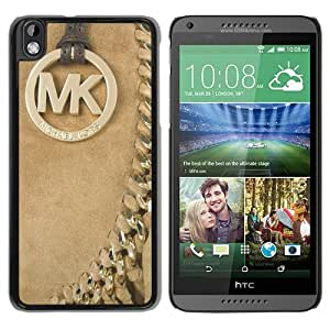 Genuine MK HTC Desire 816 Case,Michael Kors 149 Black HTC Desire 816 Screen Phone Case Charming and Art Design