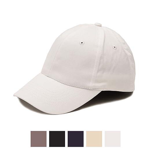 6017f69fda2 Pierre Cardin Men s Cotton Basebal Cap (White) at Amazon Men s ...