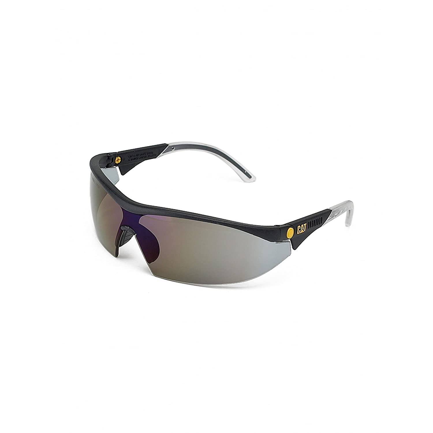Caterpillar Track rahmenlose Brille (One Size) (Gelb) zB97yQq