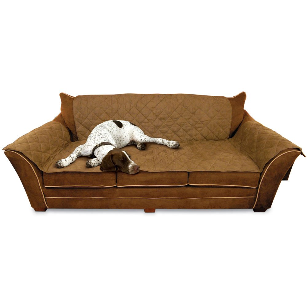 Amazoncom KH Manufacturing Furniture Cover Couch Mocha Pet