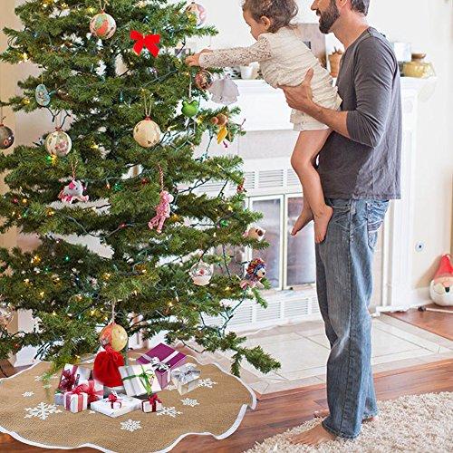 3 Aytai Christmas Snowflake Printed Decorations