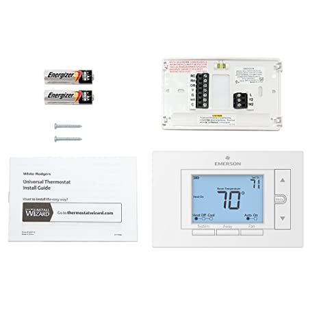 sc 1 st  Amazon.com : emerson thermostat wiring diagram - yogabreezes.com
