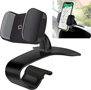 Cellet Car Dashboard Cell Phone Holder Mount 360 Degree Rotating Cradle Compatible with iPhone 11 Pro Max Xr Xs Max X 8 Plus Note 10 9 Galaxy S20 S20+ 5G S10 S9 S8 Google Pixel 4 3 XL GPS LG