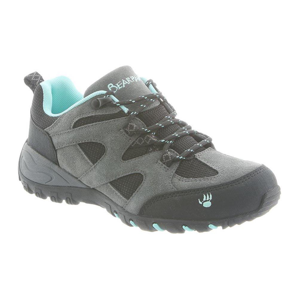 BEARPAW Women's Rhoda Hiking Boot B076FFQYM7 M100 M US|Charcoal