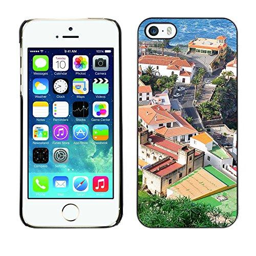 Premio Sottile Slim Cassa Custodia Case Cover Shell // F00011946 Village Ville // Apple iPhone 5 5S 5G