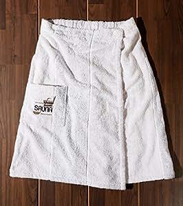 Para mujer talla LASA toalla S-L ajustable elástico + botones SAUNA paño pequeño hombre: Amazon.es: Hogar