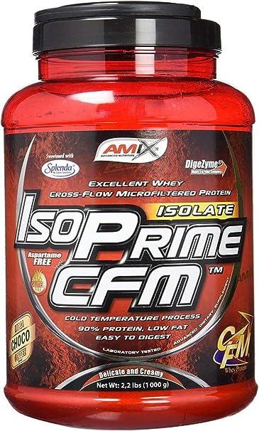 Amix Isoprime Cfm Isolate 1 Kg Moca-Chocolate-Café 1000 g