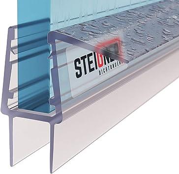 STEIGNER 200cm Joint d/étanch/éit/é de remplacement pour les vitres d/'une /épaisseur 3,5mm// 4mm// 5mm UK04