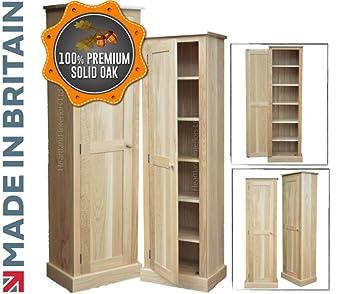 Credenza Per Bagno : 100% legno di rovere credenza altezza 172 cm artigianale doppio