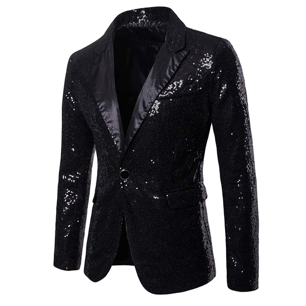 edf97f1a6921 MAGE MALE Mens Tails Slim Fit Tailcoat Sequin Dres.