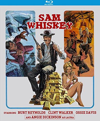Sam Whiskey [Blu-ray] Sam Whiskey