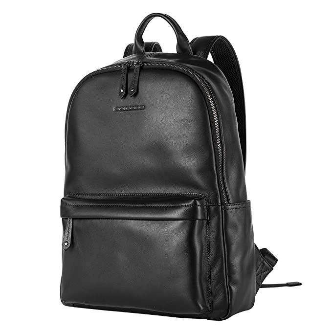 Sharkborough Genuine Mens Leather Backpack
