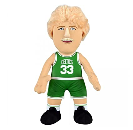 Bleacher Creatures NBA LARRY BIRD #33 - Boston Celtics Plush Figure