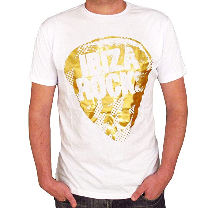 Plettro OroAmazon itAbbigliamento Ibiza Shirt RocksT Uomo 53j4RAL
