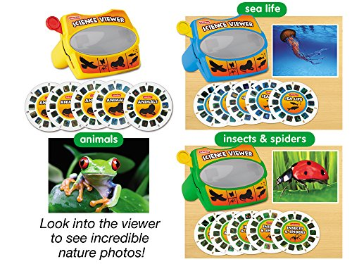 Lakeshore Science Viewers - Set of 3