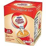 Coffee-mate Coffee Creamer Liquid Singles, Original, 24 Count (Pack of 4)