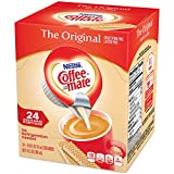 coffee mate creamer original - Coffee-mate Coffee Creamer Liquid Singles, Original, 24 Count (Pack of 4)