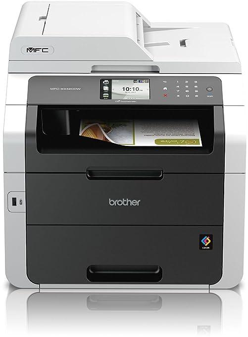 Brother MFC-9342CDW - Impresora láser multifunción (2400 x 600 dpi ...