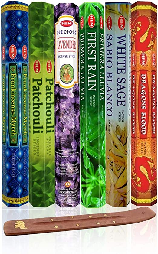 Hem Blue Sage 120 Incense Sticks Free Shipping