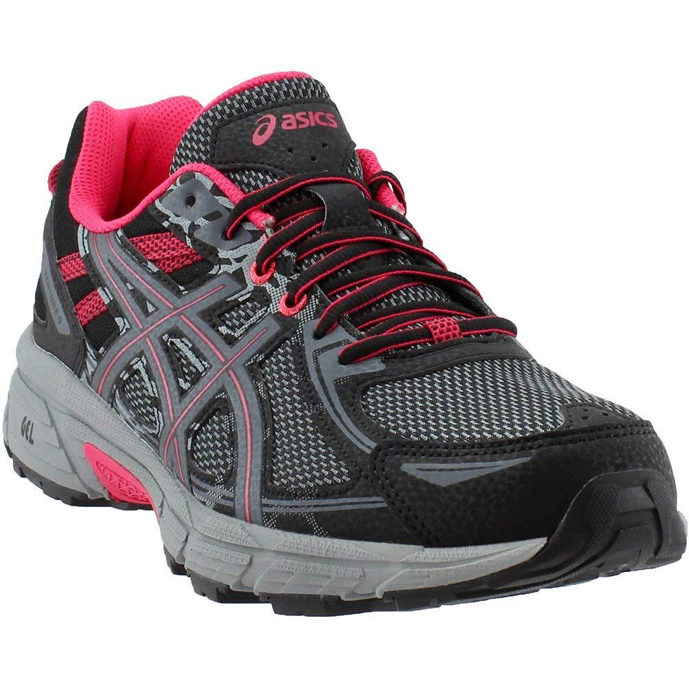Black Pixel Pink ASICS Womens Womens Gel-Venture 6 Running shoes