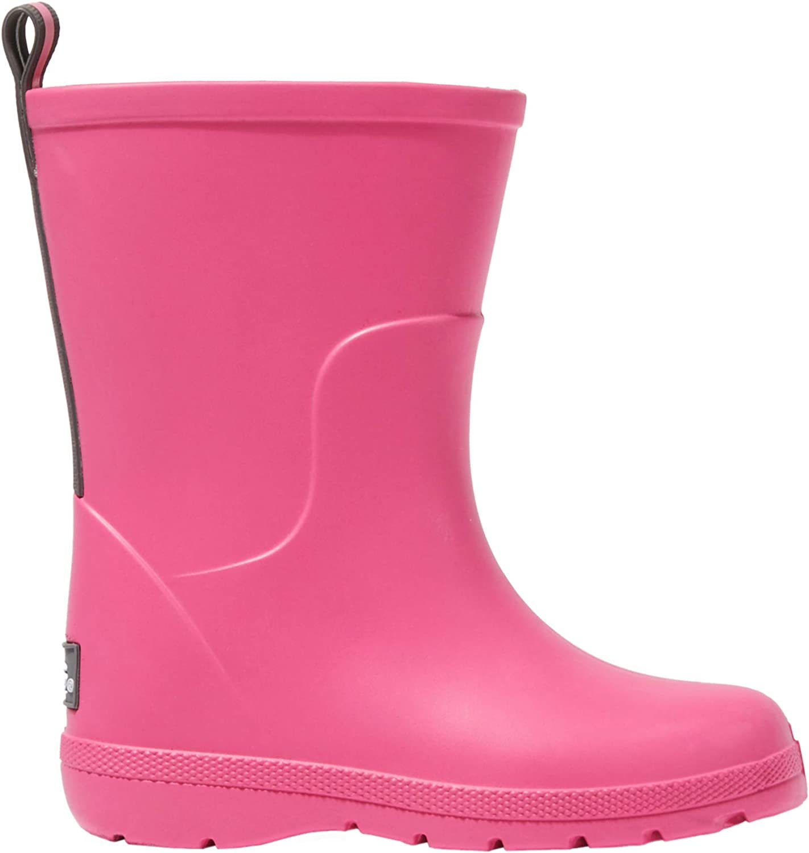 totes Kids Cirrus Charley Tall Rain Boot