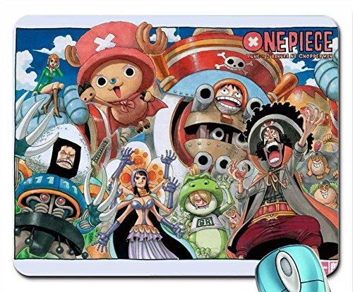Anime One Piece Nico Robin Nami Luffy Roronoa Zoro Sanji Chopper tony Tony Chopper mono D Luffy 1024 x Mouse Pad Computer Mousepad: Amazon.es: Ropa y ...