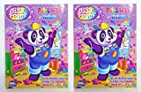 Lisa Frank Paint with Water Book 16 Tear Out Pages (2 Pack) by Modern Publishing