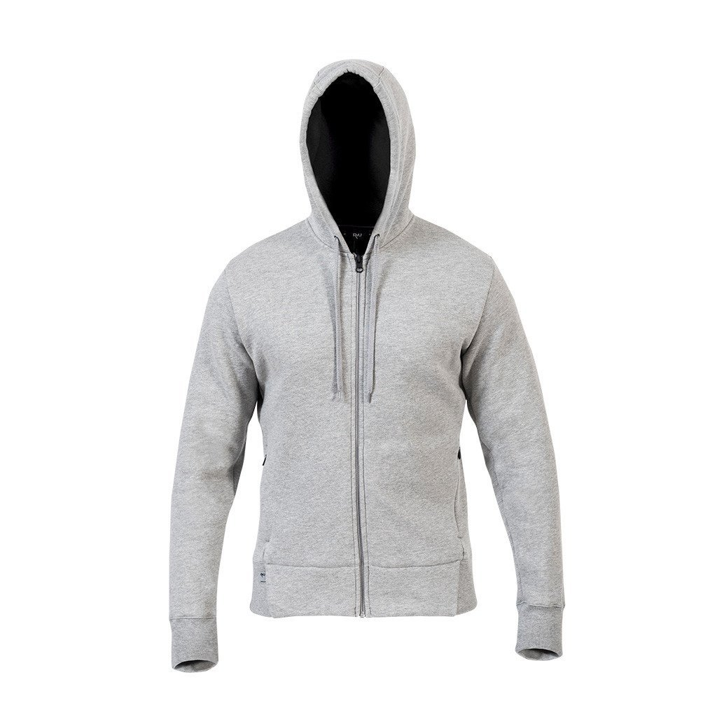 18be240e47c6 RYU Core Full Zip Hoodie at Amazon Men s Clothing store