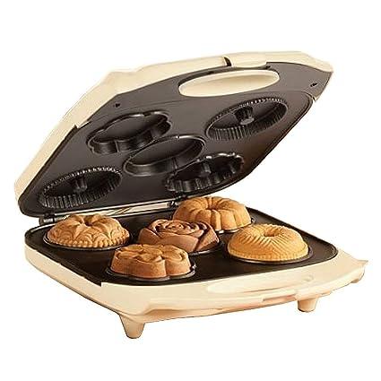 amazon com sensio bella 13579 fluted cake maker kitchen dining