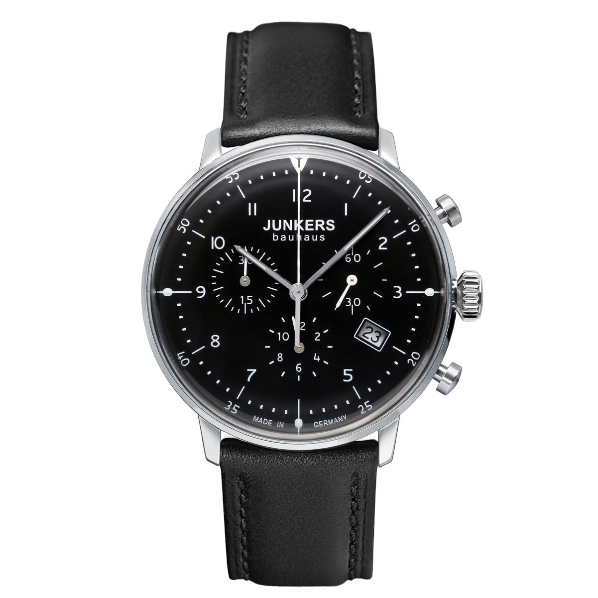 Junkers Men's Chronograph Quartz Watch with Leather Strap – 60862- Buy  Online in Cook Islands at cook.desertcart.com. ProductId : 48737205.