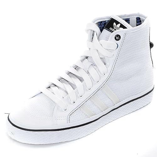 adidas - Zapatillas Altas de Material Sintético Hombre: Amazon.es: Zapatos y complementos