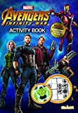 Avengers Infinity War - Activity Book