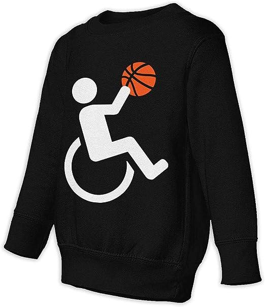 Wheelchair Basketball Sport Sweatshirt